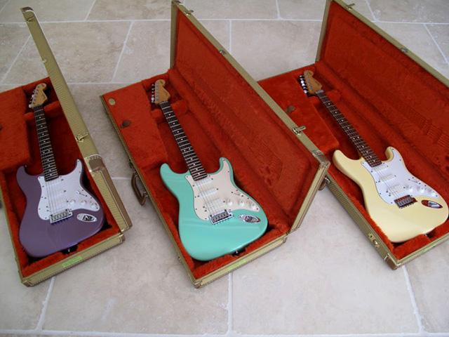 Xhefri's Guitars Fender Stratocaster Plus Series